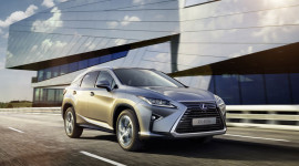 Lexus mang gì đến triển lãm ôtô Frankfurt?