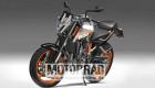 KTM Duke 800 sắp ra mắt