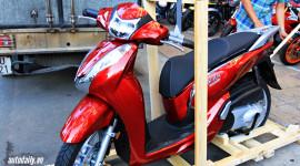 Honda SH300i ABS 2015 đầu tiên về Việt Nam