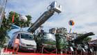 Chiêm ngưỡng dàn xe đặc chủng tại Hà Nội