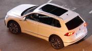 Volkswagen Tiguan 2017 lộ diện, Mazda CX-5 dè chừng
