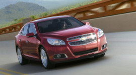 Chevrolet sản xuất chiếc Malibu thứ 10 triệu