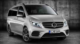 Mercedes-Benz V-Class tăng sức hút với gói AMG Line