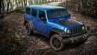 Jeep Wrangler 2016 phiên bản Black Bear trình làng
