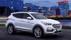 """Hàng """"hot"""" Hyundai SantaFe 2017 chính thức lộ diện"""