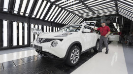 Nissan chi 100 triệu Bảng cho Juke thế hệ thứ hai