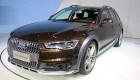 Audi giới thiệu A6 Avant phiên bản Allroad