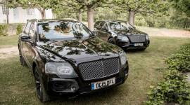 Bentley Bentayga sẽ là SUV nhanh nhất thế giới