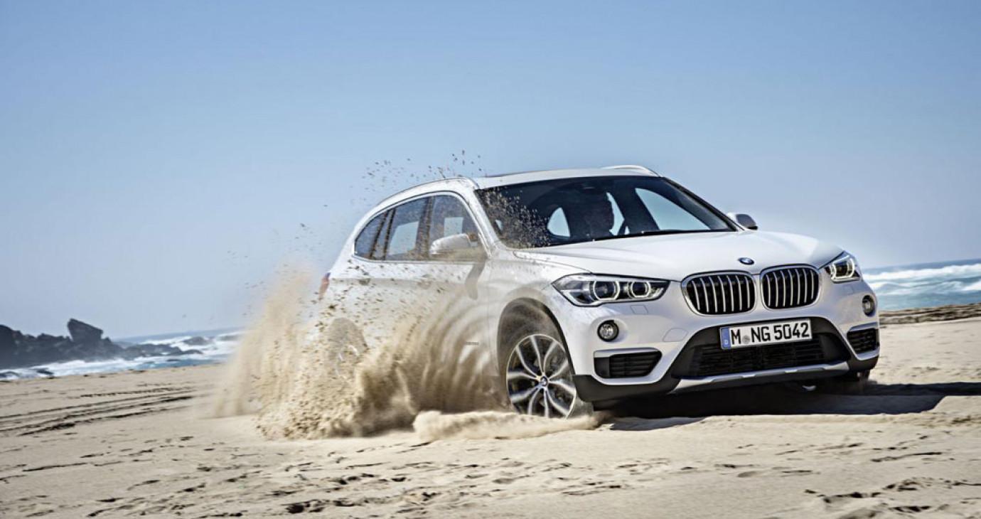 BMW X1 có thêm động cơ xăng và diesel mới