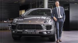 """CEO Porsche Việt Nam: """"2015 là một năm tăng trưởng vượt bậc"""""""