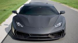 Mansory độ Lamborghini Huracan tăng tốc nhanh hơn Aventador