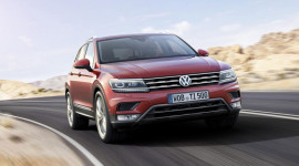 Volkswagen Tiguan 2016 chính thức trình làng