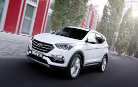 Chi tiết Hyundai SantaFe bản nâng cấp cho thị trường châu Âu