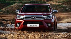 Chi tiết Toyota Hilux 2016 phiên bản châu Âu