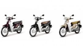 Honda Super Dream thêm màu mới, giá 18,99 triệu đồng