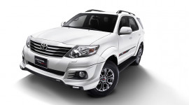 Toyota giới thiệu Fortuner TRD Sportivo 2015 tại Việt Nam