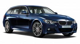 BMW trình làng 320d xDrive Touring bản đặc biệt