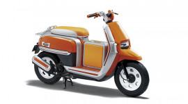 "Suzuki Hustler Scoot – Xe tay ga chở ""cực"" nhiều đồ"