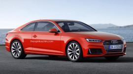 Audi A5 Coupe và Sportback thế hệ mới sẽ ra mắt vào năm sau