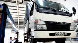 FUSO Việt Nam nâng tầm chất lượng dịch vụ