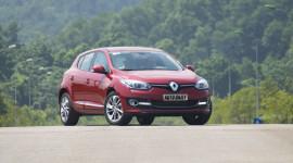 Đánh giá Renault Megane Hatchback 2015: Lựa chọn không tồi