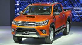3 điểm có thể giúp Toyota Hilux 2016 tìm lại ánh hào quang xưa