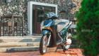 """Honda, Piaggio """"lắp"""" đồ ôtô cho xe tay ga Việt"""