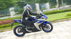 Cảm nhận Yamaha YZF-R3: Kẻ bắt kịp thời thế
