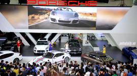 Màn trình diễn ấn tượng của Porsche tại VIMS 2015