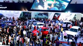 Video: Toàn cảnh gian hàng Audi tại VIMS 2015