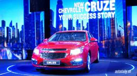 Chevrolet Cruze 2015 bất ngờ lọt top 10 xe bán chạy nhất