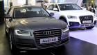 45 xe Audi đến tay khách hàng dịp triển lãm