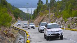 Chặng cuối Mitsubishi Caravan 2015: Gay cấn đến phút chót