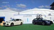 Subaru Levorg được chọn là mẫu xe an toàn nhất