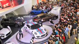 70.000 khách tham quan và 200 xe được bán tại VIMS 2015