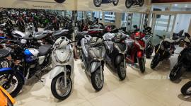 Honda SH300i 2015 tại Việt Nam có thêm màu mới