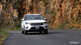 Đánh giá ban đầu về Hyundai Creta 1.6L máy dầu