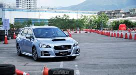 Lái thử Subaru Levorg trên đất bạn