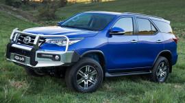 Soi chi tiết Toyota Fortuner 2016 cho thị trường Australia