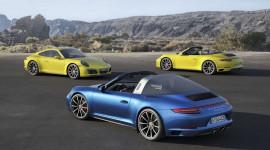 Công bố giá bán Porsche 911 Carrera 4 và 911 Targa 4 tại Việt Nam