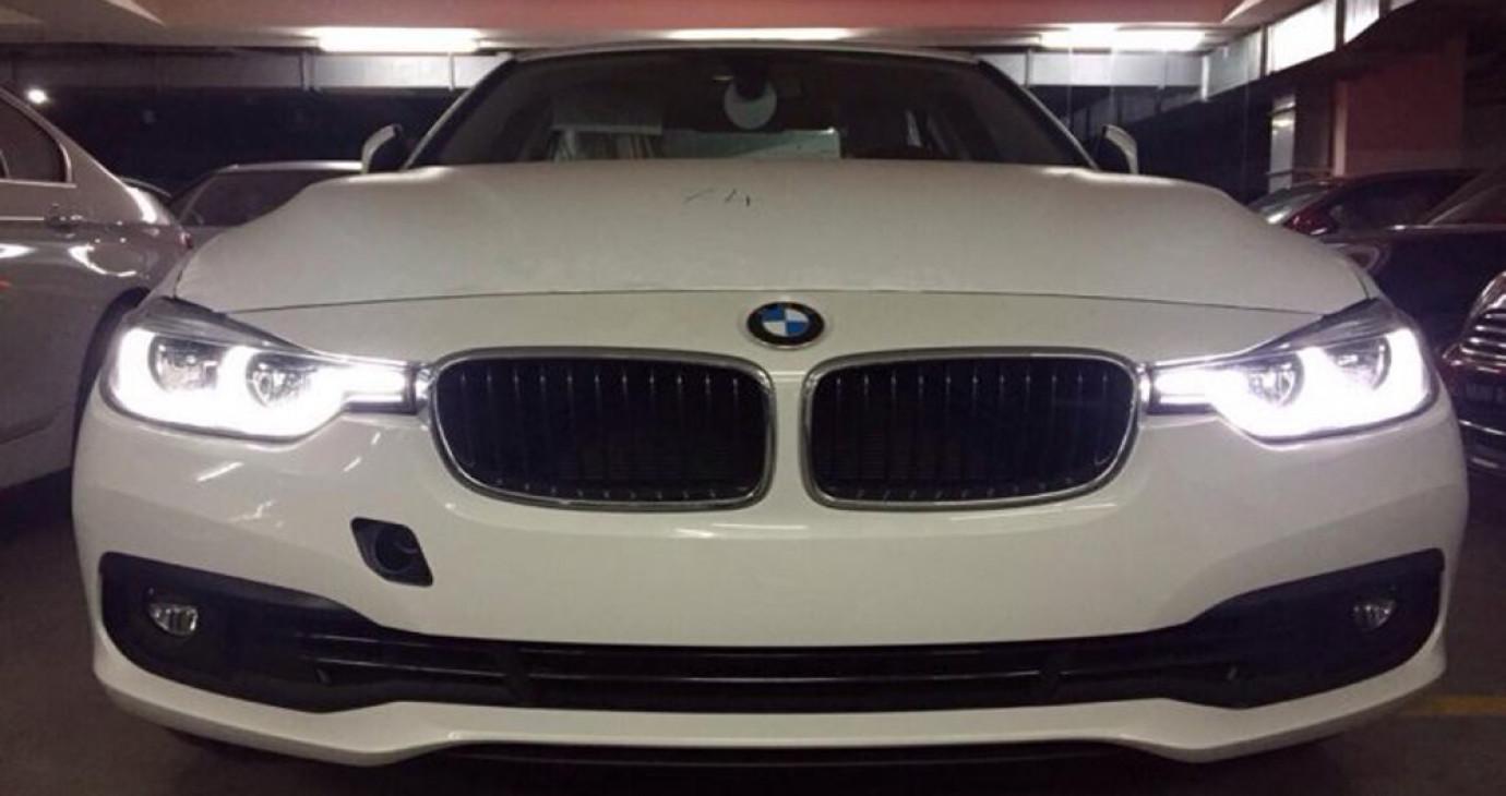 BMW 3-Series phiên bản mới đã về Việt Nam