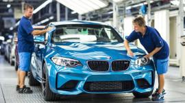BMW M2 Coupe 2016 chính thức đi vào sản xuất