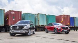"""""""Chốt"""" giá bộ đôi Mercedes GLE và GLE Coupe tại Việt Nam"""