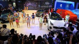 """Kia """"trưng"""" xe """"hot"""" tại VMS 2015"""