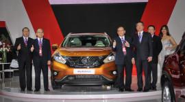 """Nissan vén màn """"át chủ bài"""" Murano 2015"""