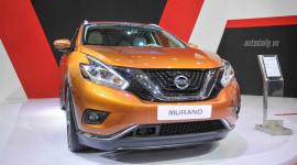 Nissan Việt Nam thăm dò thị trường với mẫu Murano hoàn toàn mới