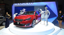 """VMS2015: Peugeot """"khoe"""" những sản phẩm đẳng cấp"""