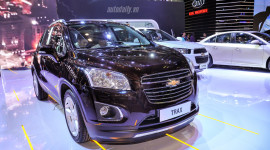 Chevrolet Trax 2015: Bất ngờ của Triển lãm Ôtô Việt Nam