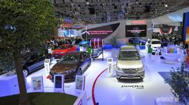 Video: Toàn cảnh không gian xanh của Toyota tại VMS 2015