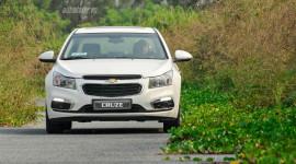Đánh giá Chevrolet Cruze LTZ 2015: Lựa chọn đáng tiền